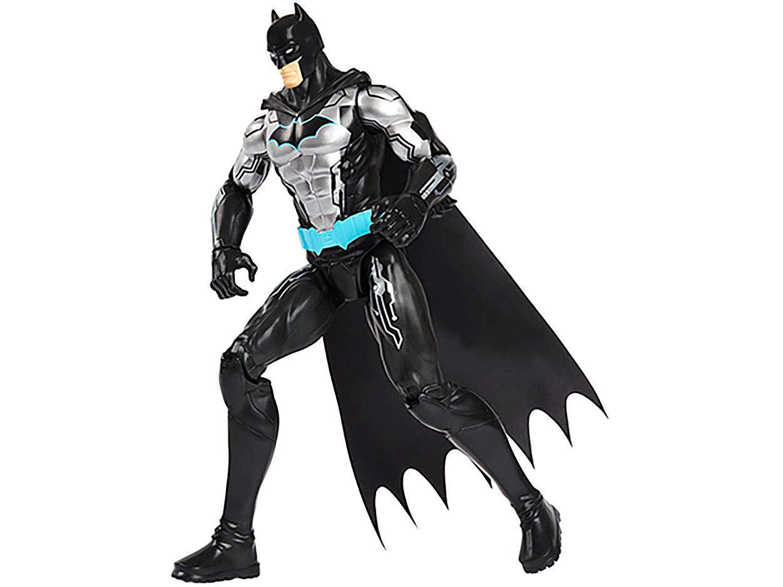 Boneco Batman DC Tech 27cm Sunny Brinquedos