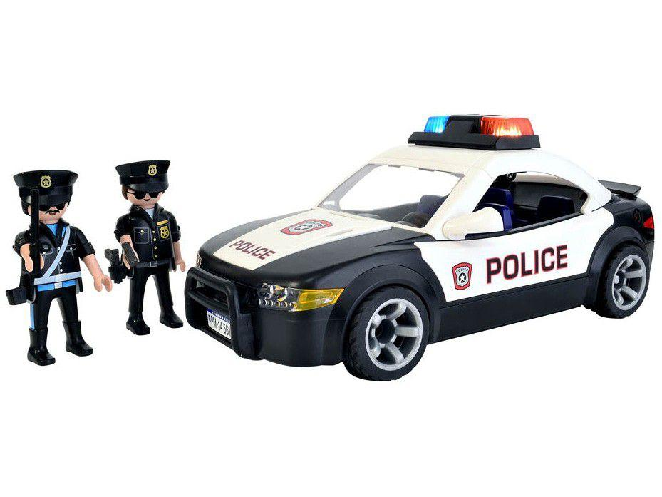 Playmobil City Action Carro de Polícia 30 Peças