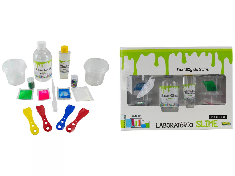 Fábrica de Slime Laboratório Slime Master - Sunny Brinquedos