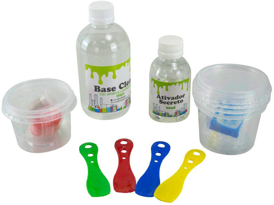 Fábrica de Slime Mega Sunny Brinquedos