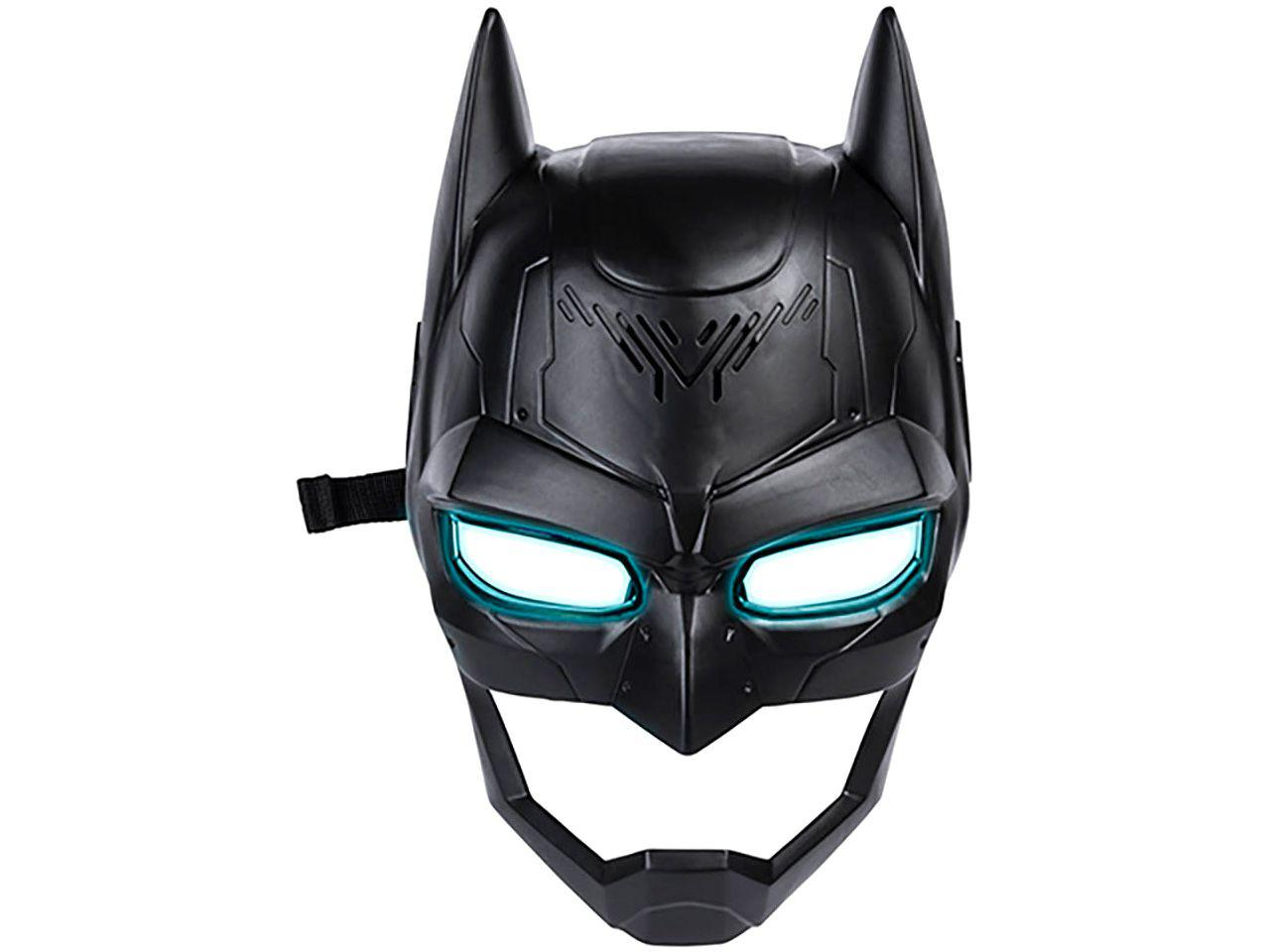 Máscara Infantil DC Batman 2186 Emite Sons - Sunny Brinquedos
