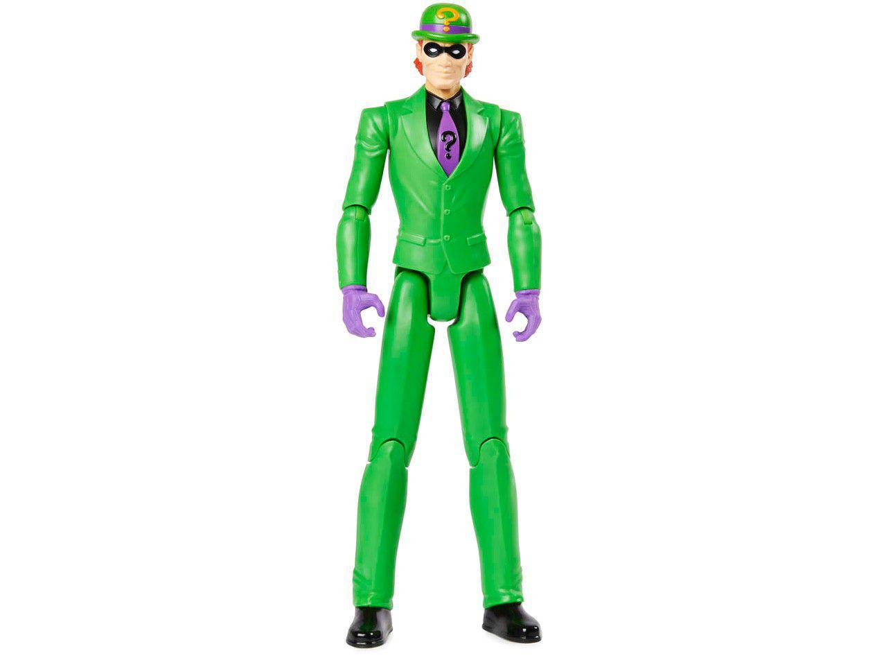Boneco DC Batman Charada 27cm Sunny Brinquedos