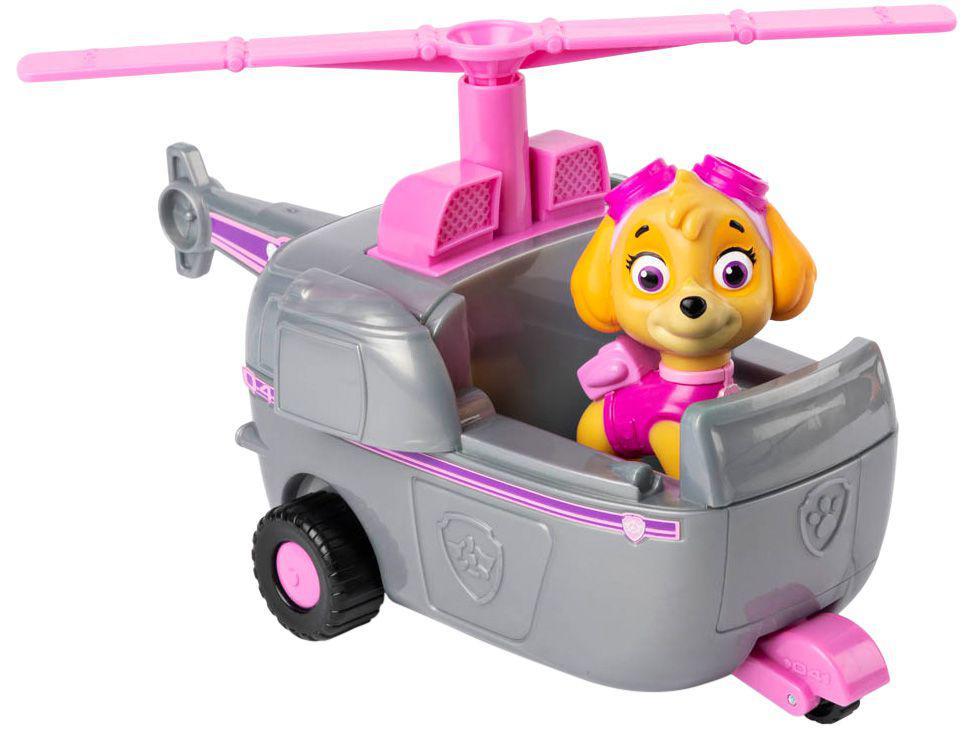 Carrinho Patrulha Canina Skye Sunny Brinquedos