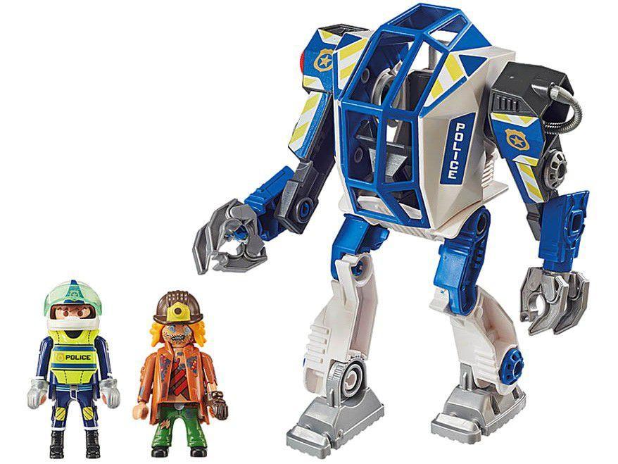 Playmobil Robô de Operações Especiais 50 Peças