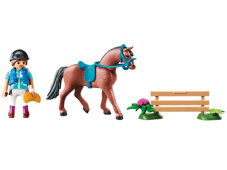 Playmobil Fazenda dos Cavalos 28 Peças