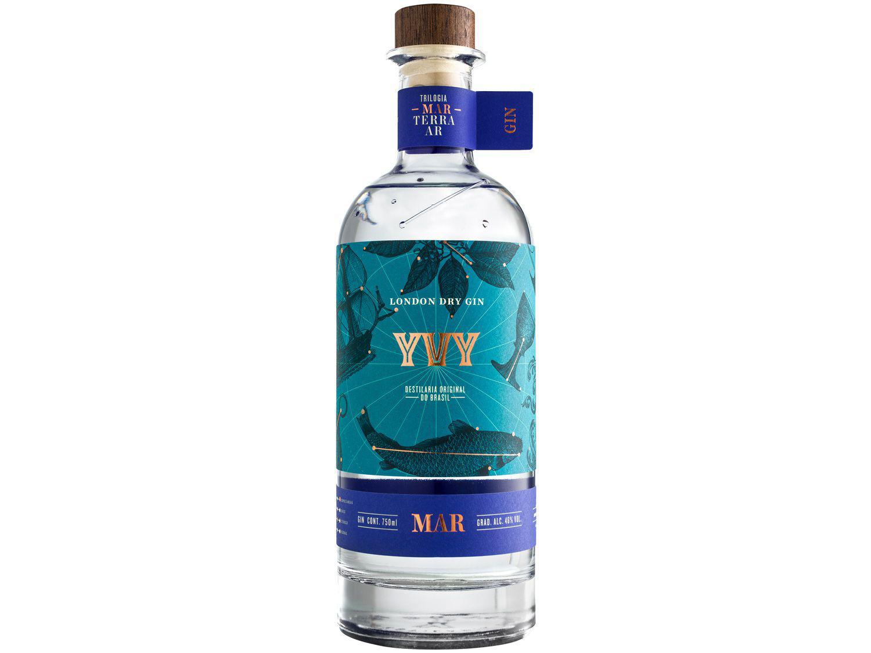 Gin Yvy Premium Mar London Dry 750ml