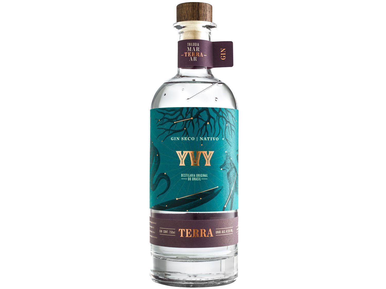 Gin Yvy Premium Terra Nativo 750ml