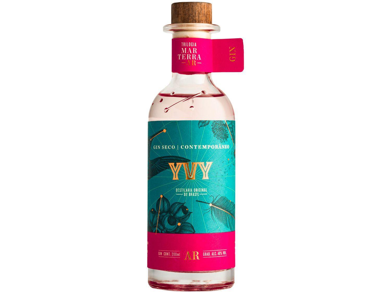 Gin Yvy Premium Ar Contemporâneo 200ml