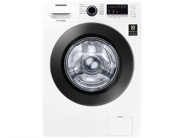 Lavadora de Roupas Samsung WW11J4473PW/AZ - 11Kg 11 Programas de Lavagem Branco