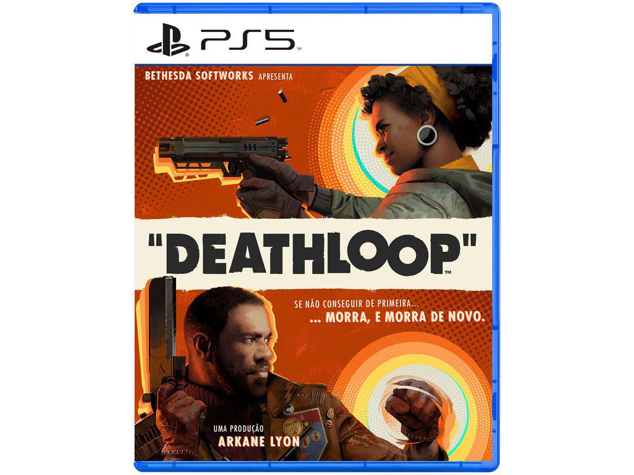 Deathloop para PS5 Bethesda Softworks - Lançamento