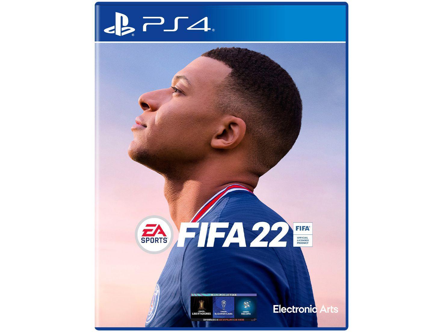 FIFA 22 para PS4 Electronic Arts