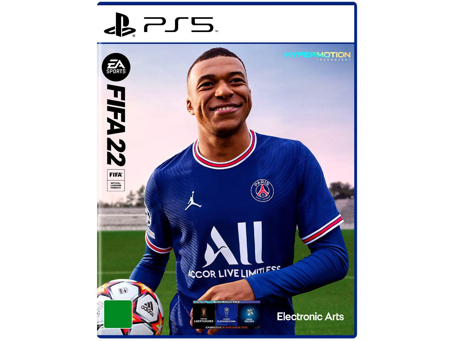 FIFA 22 para PS5 Electronic Arts