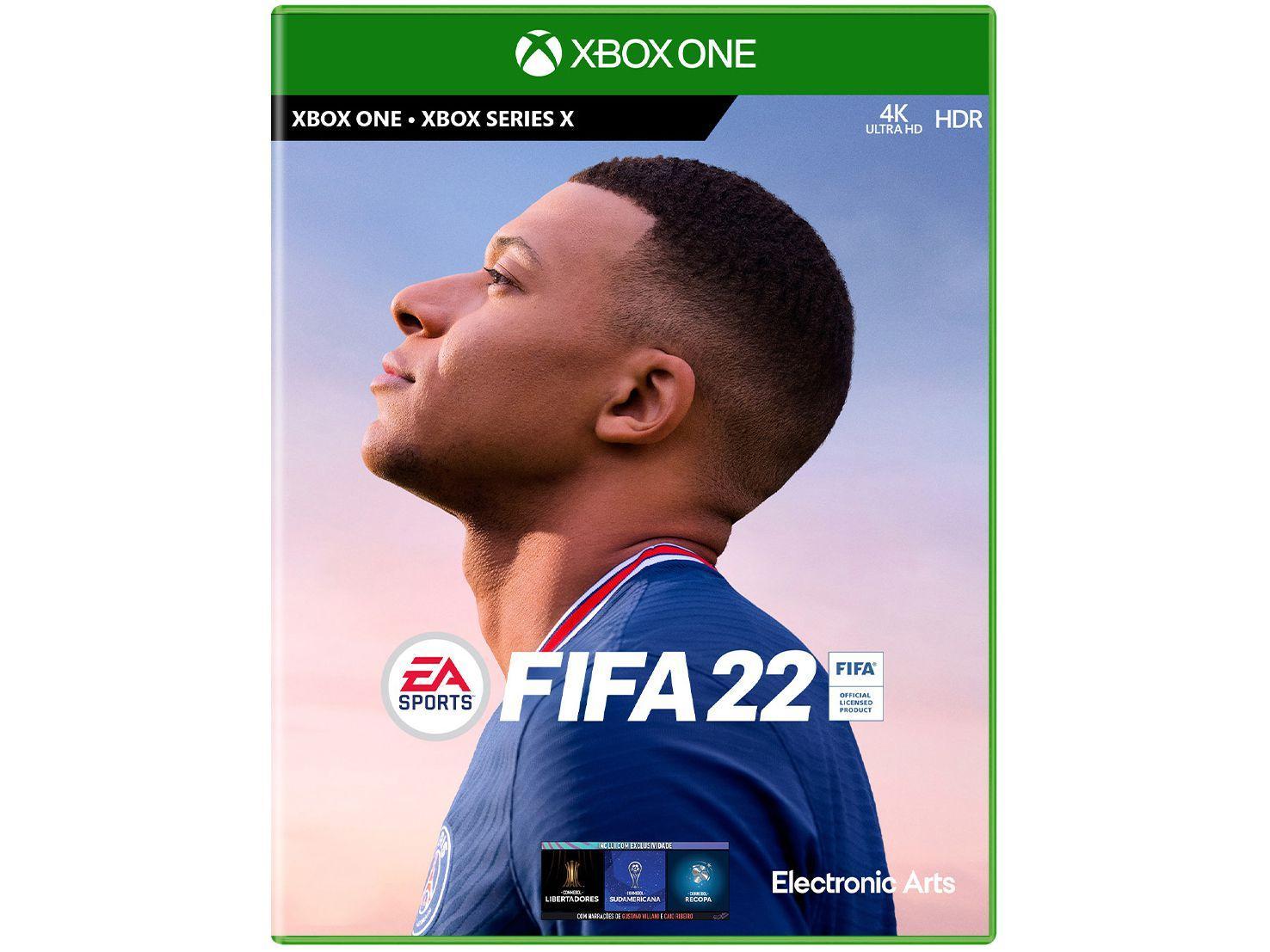 FIFA 22 para Xbox One Electronic Arts