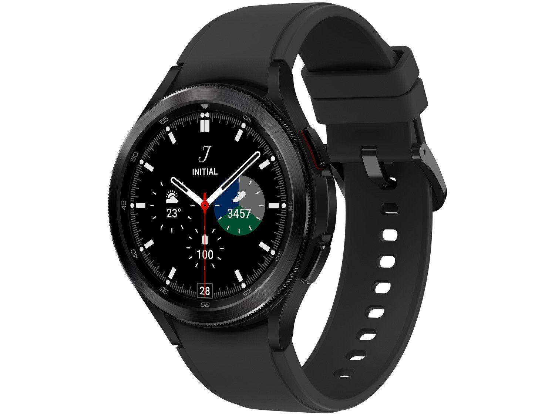 Smartwatch Samsung Galaxy Watch4 Classic LTE - Preto 46mm 16GB