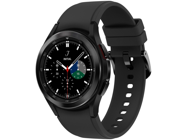Smartwatch Samsung Galaxy Watch4 Classic BT Preto - 42mm 16GB