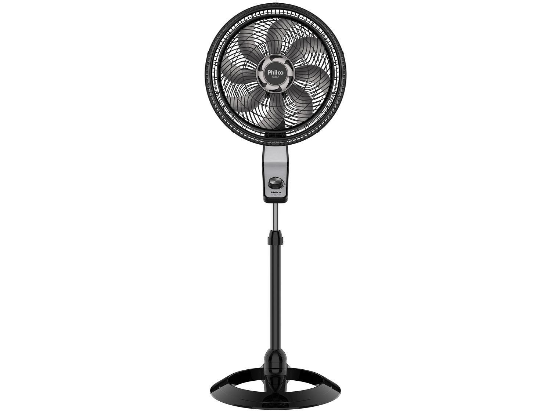 Ventilador de Coluna Philco Turbo Maxx Force 8 - PVC480P 47cm 8 Pás 3 Velocidades Preto
