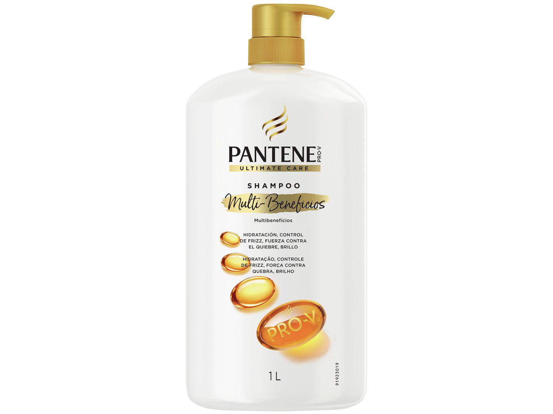 Shampoo Pantene Ultimate Care Multi-Benefícios - 1L