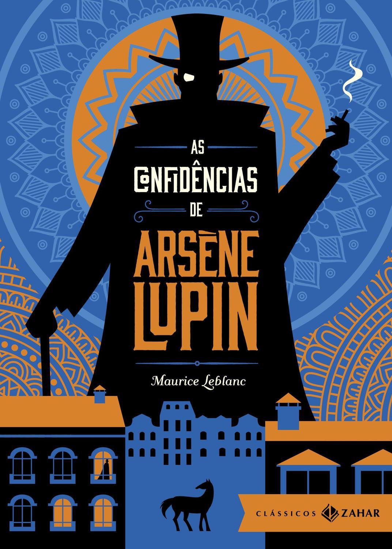 Livro - As confidências de Arsène Lupin: edição bo