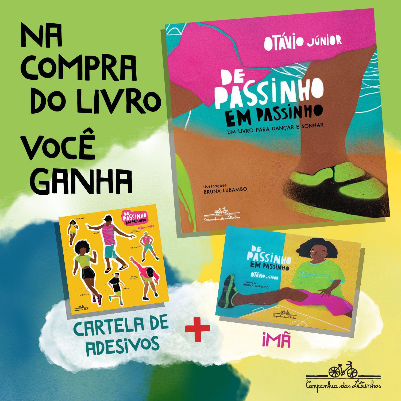 DE PASSINHO EM PASSINHO - 978857406965