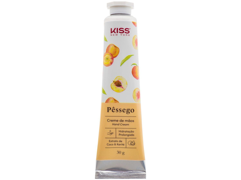 Creme Hidratante para Mãos Kiss New York 30g