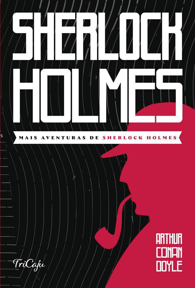 Livro - Mais aventuras de Sherlock Holmes