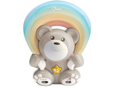 Projetor Infantil Musical Chicco Rainbow Bear Neu