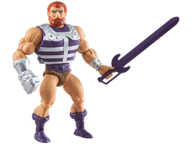 Boneco Masters of the Universe Fisto - com Acessórios Mattel