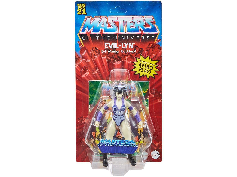 Boneco Masters of the Universe Evil-Lyn - com Acessórios Mattel