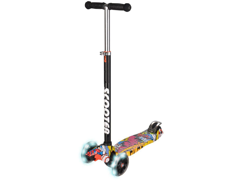Patinete 3 Rodas Scooter Zooptoys