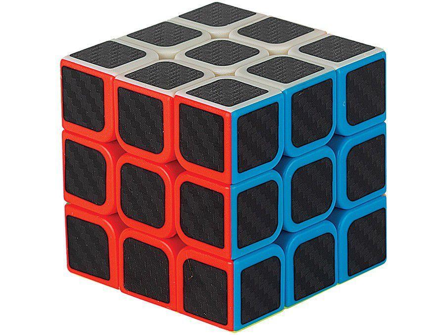 Cubo Mágico Quadrado Cubotec Braskit