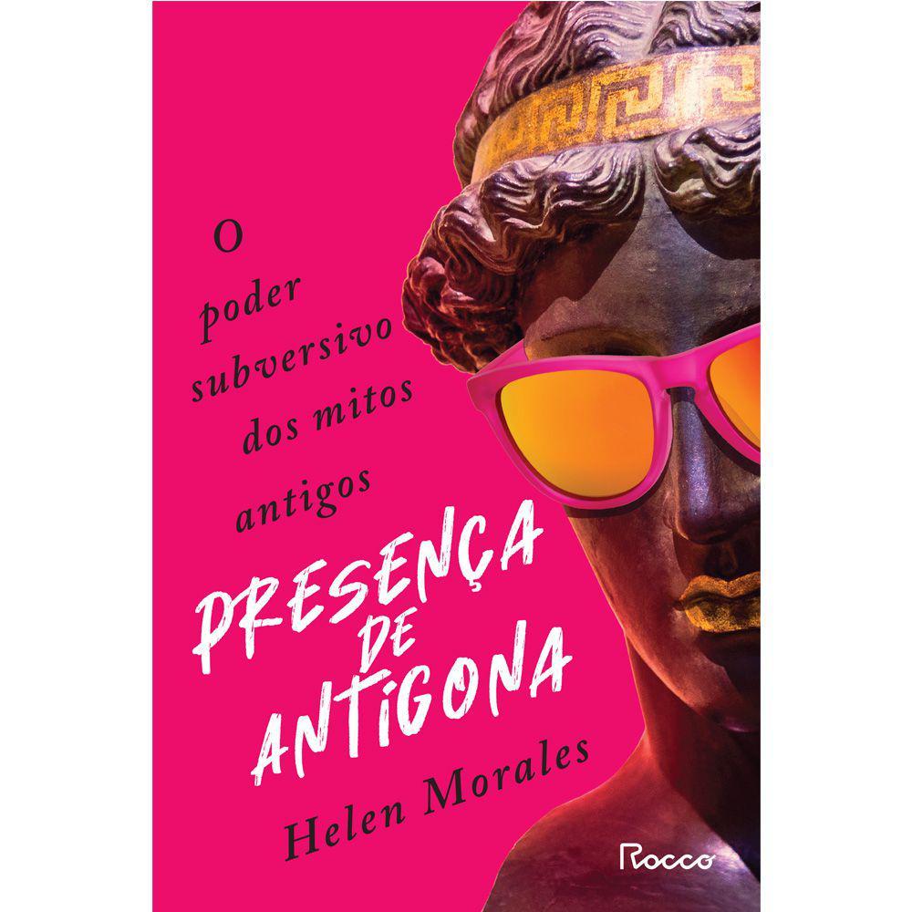 Livro - PRESENÇA DE ANTÍGONA