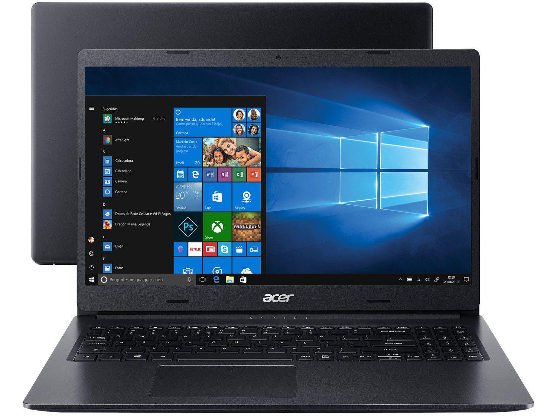 "Notebook Acer A315-23-R6HC Ryzen 5 8GB - 512GB SSD 15,6"" LED Windows 10"