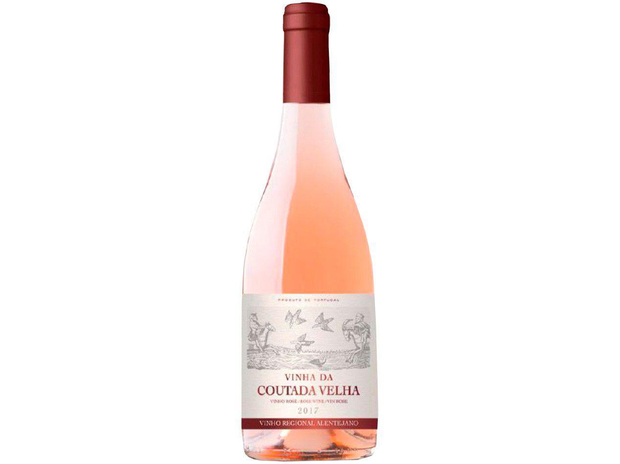 Vinho Rosé Seco Coutada Velha Reserva Portugal - 750ml