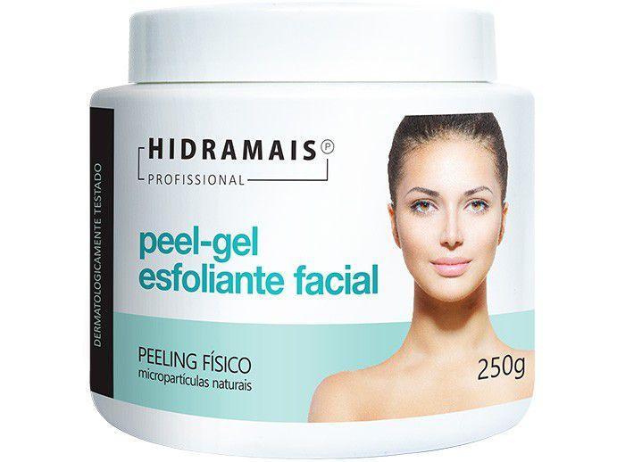 Gel Esfoliante Facial Hidramais Cuidado - Profissional Peel 250g