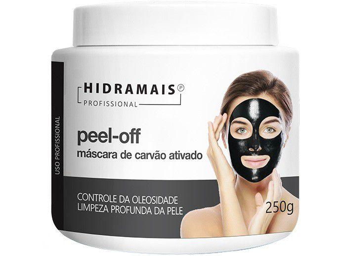 Máscara Facial Detox para a Pele Hidramais - Profissional Peel-Off 250g