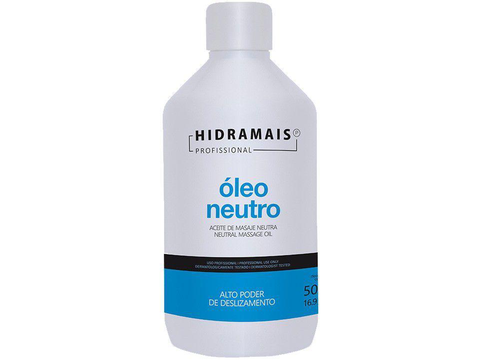 Óleo de Massagem Hidramais Neutro 500ml
