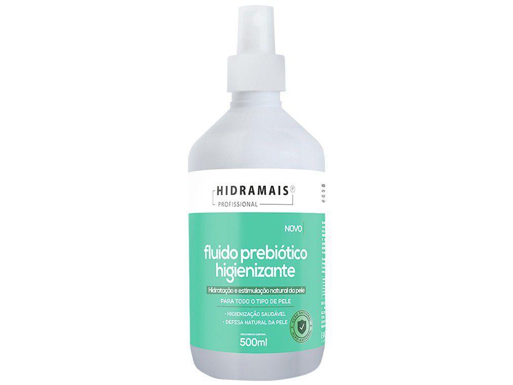 Fluido Prebiótico Higienizante Hidramais - Profissional Fluido Prebiótico Higienizante 500ml