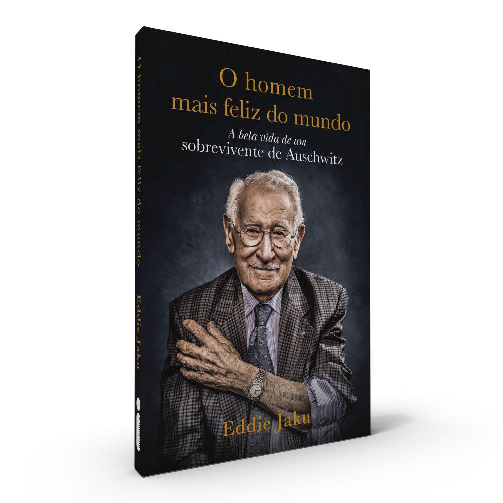Livro - O Homem Mais Feliz do Mundo