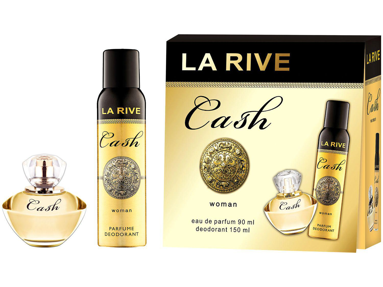 Kit Perfume La Rive Cash Woman Feminino Eau Parfum