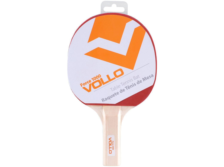 Raquete de Tênis de Mesa Vollo Sports Force 1000
