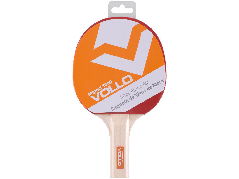 Raquete de Tênis de Mesa Vollo Sports Impacto1000