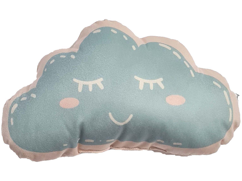 Almofada Decorativa Infantil Design Up Living - Arco-íris Nuvem