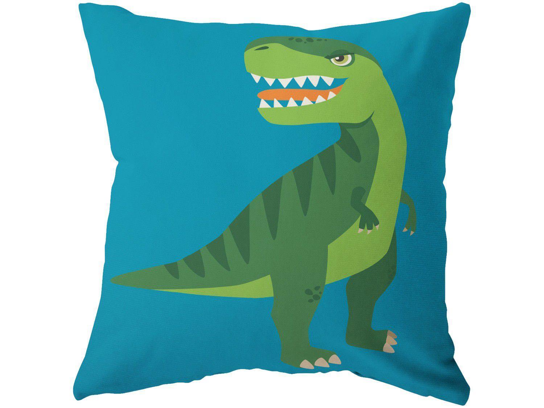 Capa de Almofada 42x42cm Design Up Living - Dinossauro