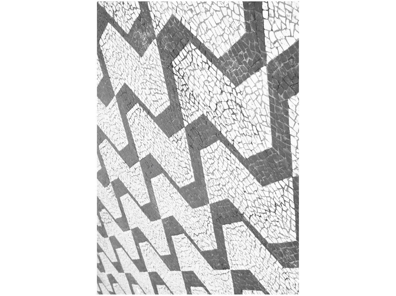 Placa Decorativa MDF Calçada 20x29cm - Design Up Living