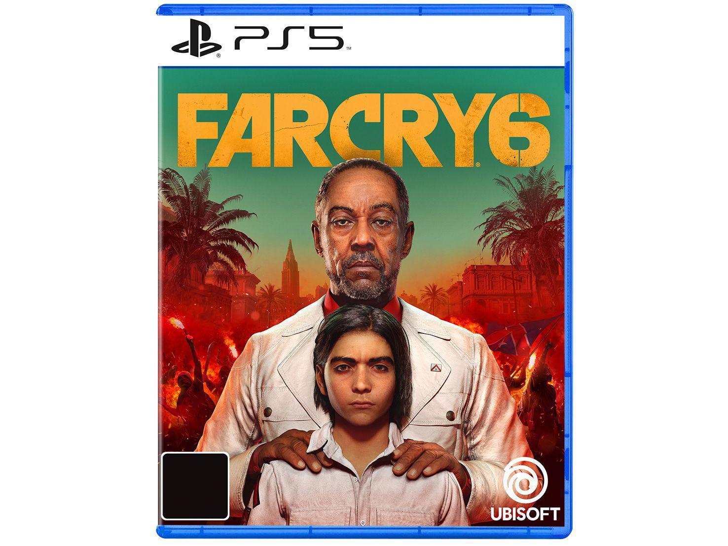Far Cry 6 para PS5 Ubisoft - Lançamento