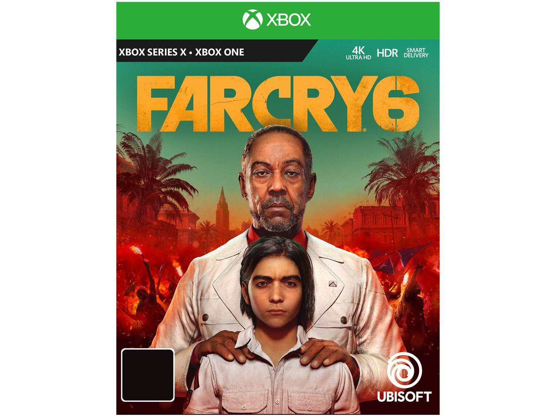 Far Cry 6 para Xbox One e Xbox Series X Ubisoft - Lançamento