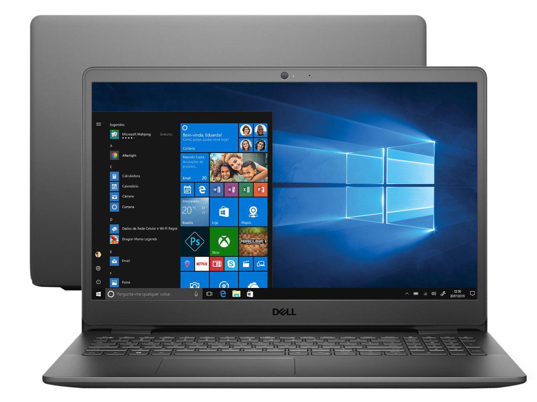 "Notebook Dell Inspiron 3000 3501-A10P - Intel Pentium Gold 4GB 128GB SSD 15,6"" Window"