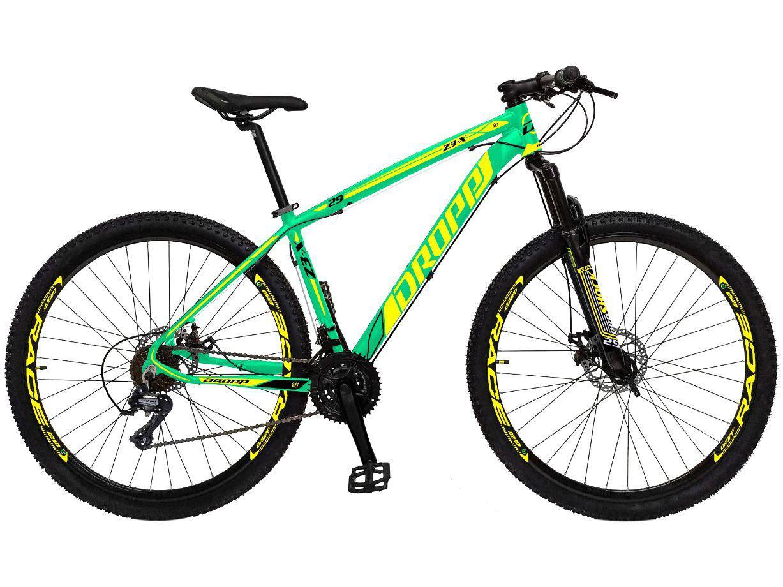 Bicicleta Aro 29 Dropp Z3-X Alumínio - Freio a Disco 21 Marchas