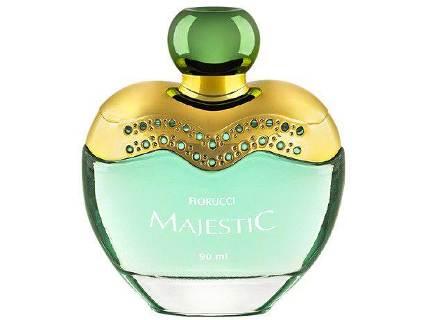 Perfume Fiorucci Majestic Esmeralda Feminino - Deo Colônia 90ml