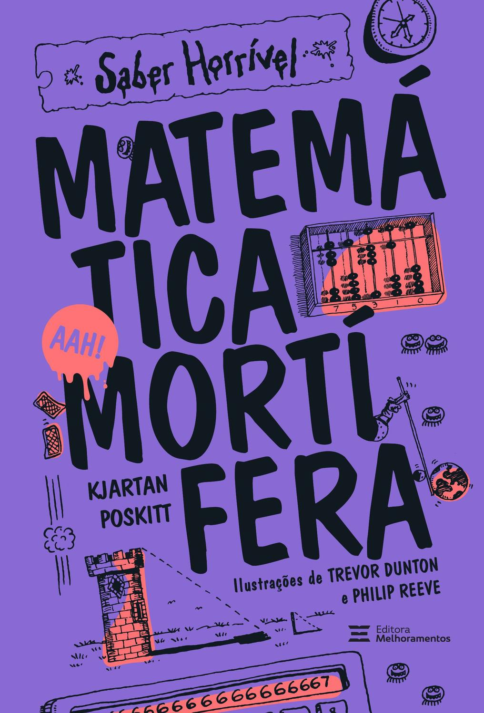 MATEMATICA MORTIFERA - 978655539323